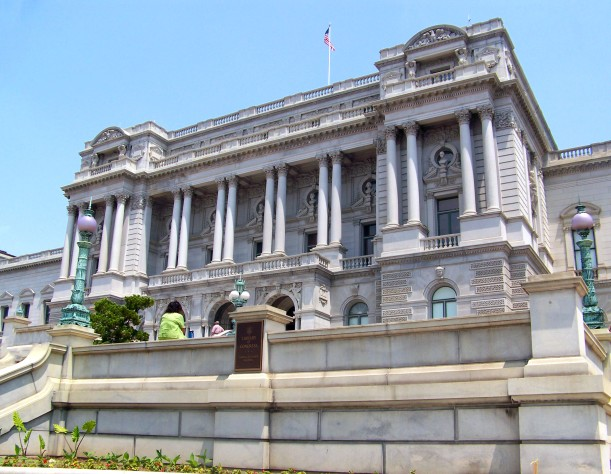 Library of Congress, Washington D.C.