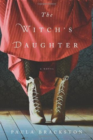 The Witch's Daughter book cover