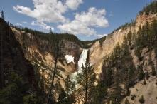 Yellowstone National Park, waterfall