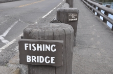 Yellowstone National Park, Fishing Bridge