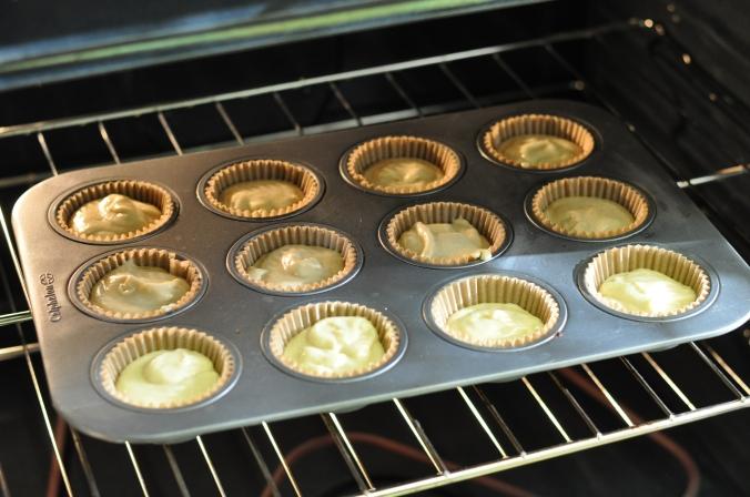 triple lemon cupcakes, recipe, baking