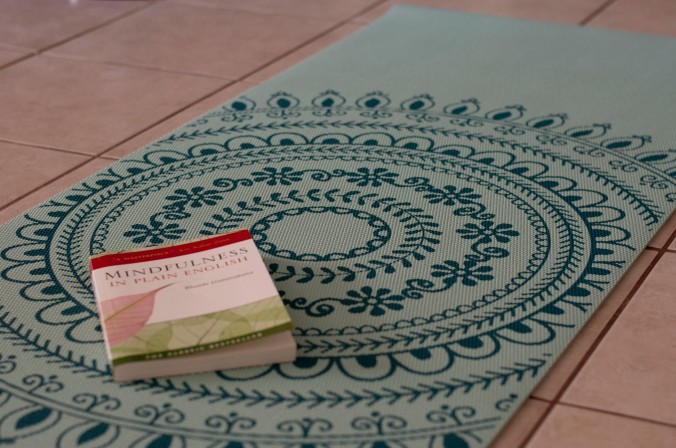 yoga mat, Mindfulness in Plain English