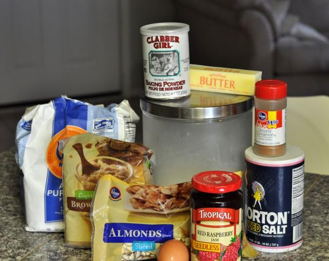 ingredients, baking, recipe