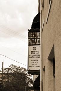 Jerome Arizona, Haunted Hamburger