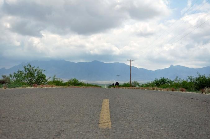 open road, highway