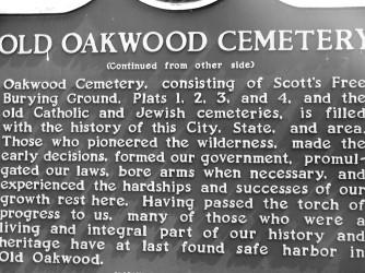 Oakwood Cemetery, Montgomery Alabama