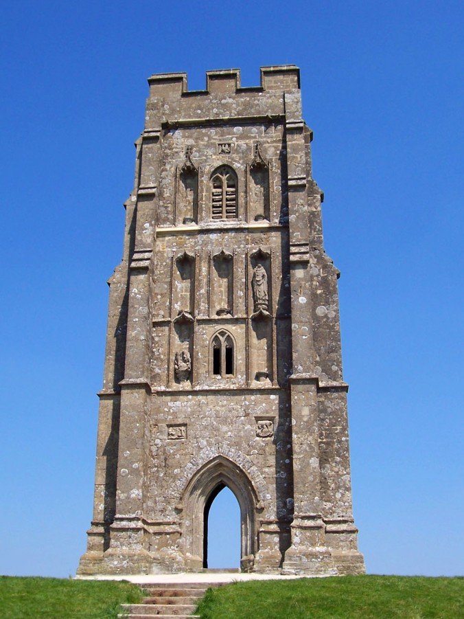 Glastonbury Tor, St Michael's Tower
