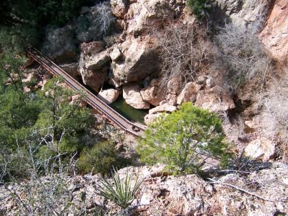 Tonto Natural Bridge State Park, Arizona