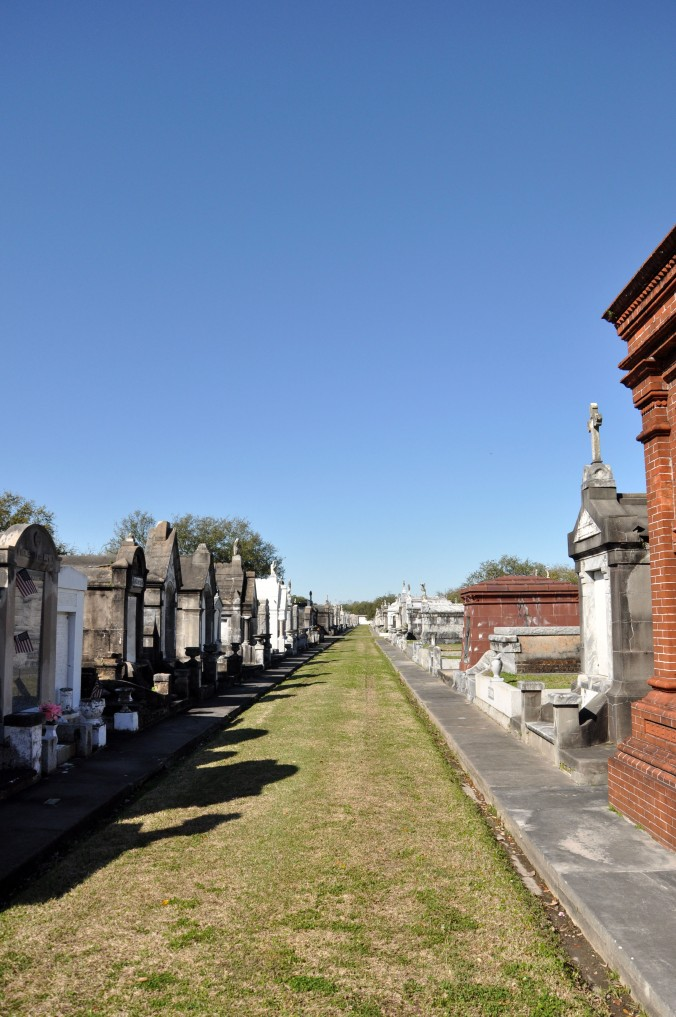 Metairie Cemetery New Orleans Louisiana