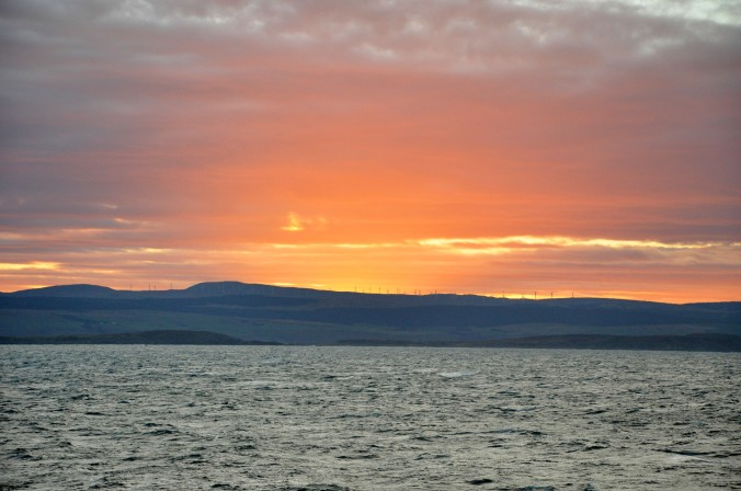 Scotland Uk, Scottish Sunrise, Isle of Islay