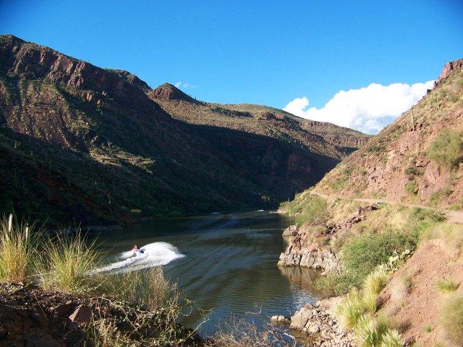 Apache Lake Arizona