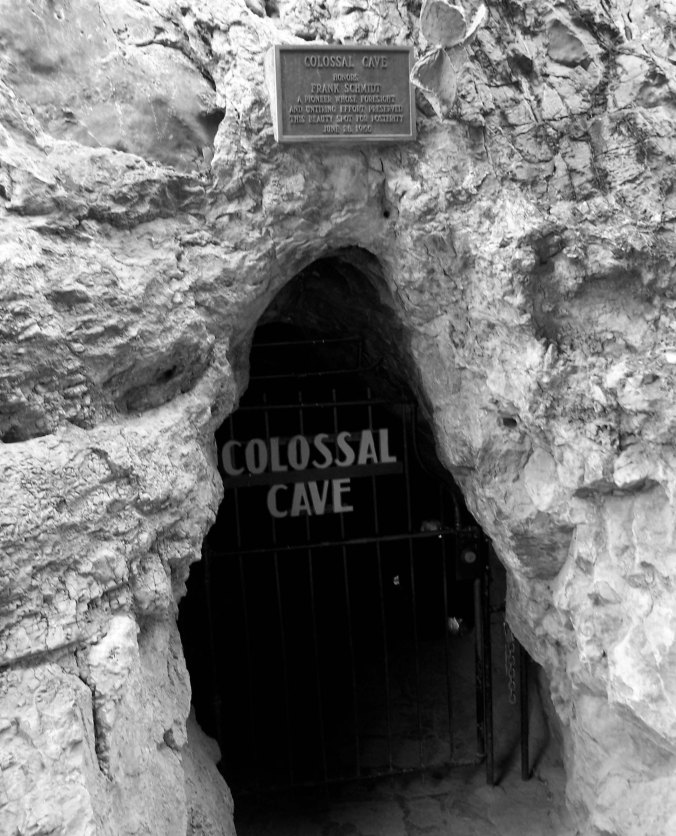 Colossal Cave, Arizona