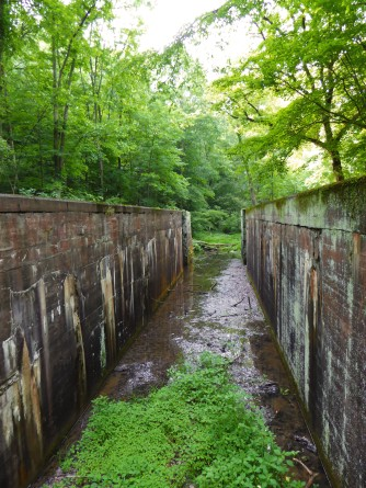 Cuyahoga National Park, Ohio-Erie Canal Lock
