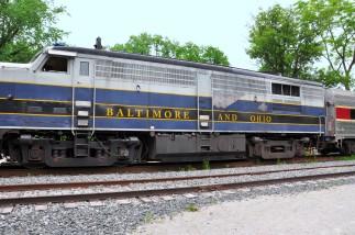 Cuyahoga National Park, Cuyahoga Railway
