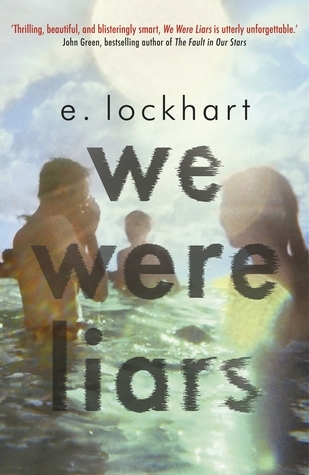 We Were Liars, E. Lockhart, book cover