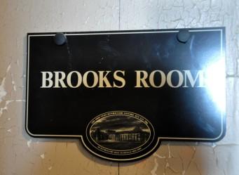 Ohio State Reformatory, Mansfield Reformatory, Shawshank Redemption, Brooks' Room