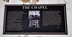 Ohio State Reformatory, Mansfield Reformatory, chapel
