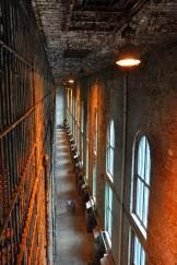 Ohio State Reformatory, Mansfield Reformatory, Ohio, east cells