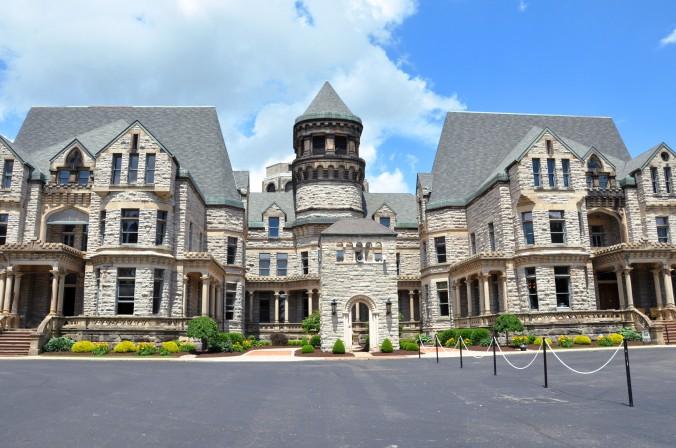 Ohio State Reformatory, Mansfield Reformatory, Ohio, Shawshank Redemption