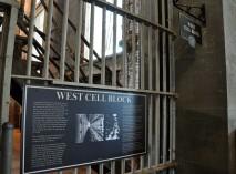 Ohio State Reformatory, Mansfield Reformatory, west cells