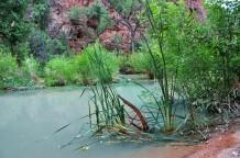 Havasupai Indian Tribe, Havasupai Falls, Havasu Creek