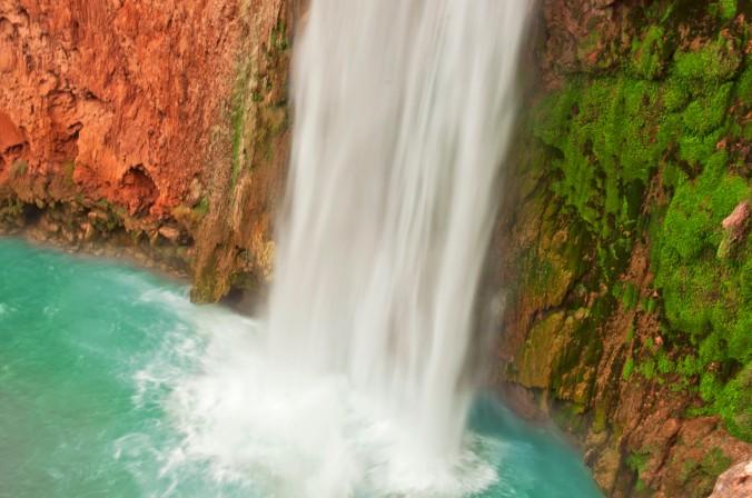 Havasupai Indian Tribe, Havasupai Falls, Havasu Creek, Havasu Falls