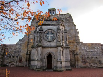 Rosslyn Chapel, Scotland, UK
