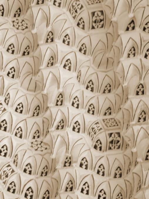Morocco, Kasbah, pattern