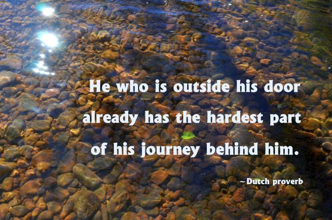 Dutch proverb