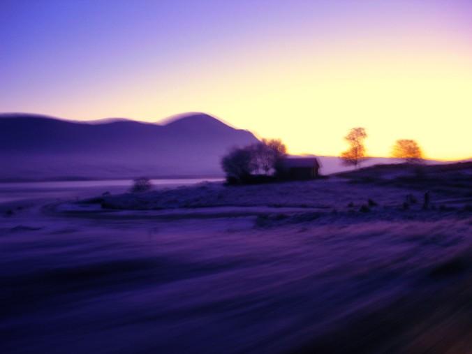 Scotland blur