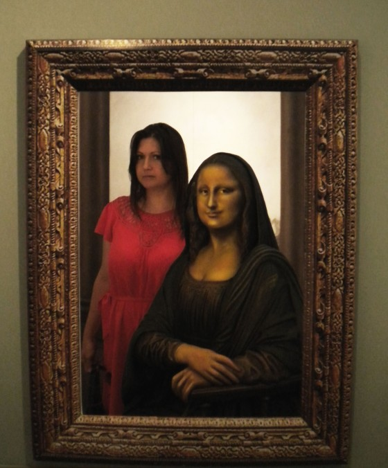 mona list, imitation