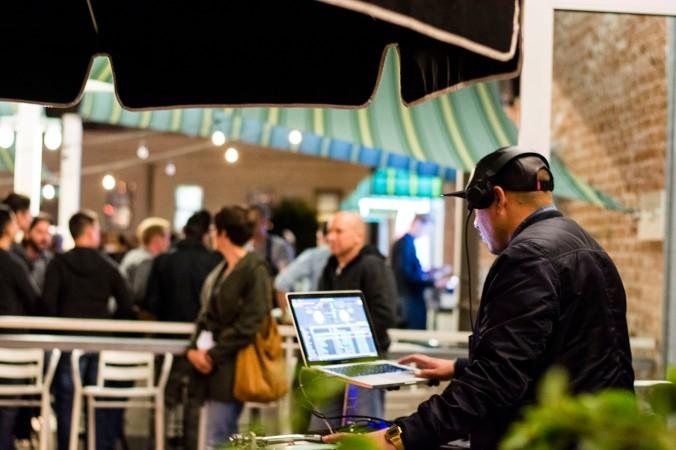 DJ, First Friday, Phoenix