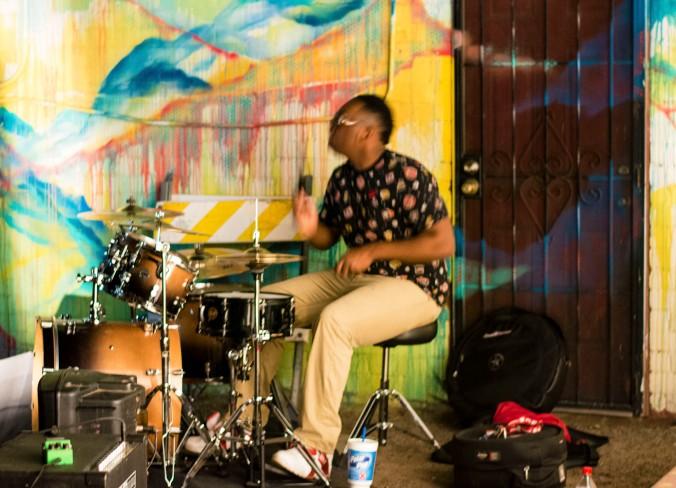 drummer, First Friday, Phoenix