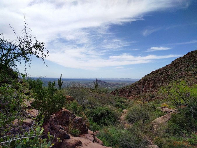 Hieroglyphics Trail, Superstition Mountains