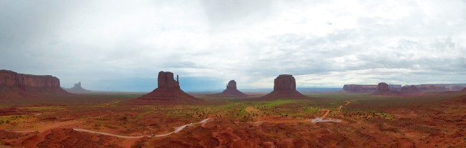 Mittens buttes, Monument Valley, Arizona
