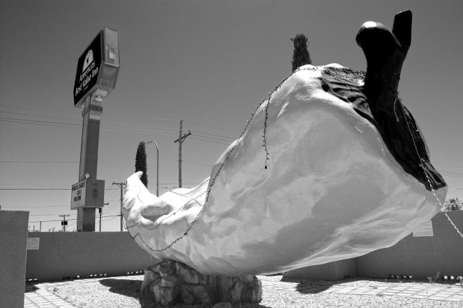 World's largest pepper, Las Cruces New Mexico