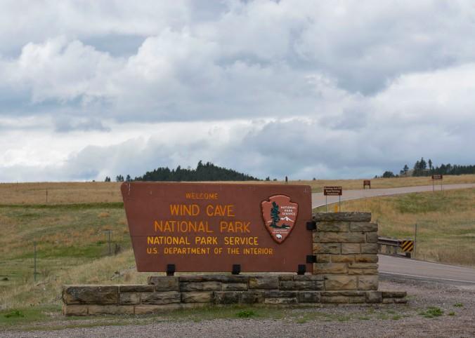 Wind Cave National Park, cave