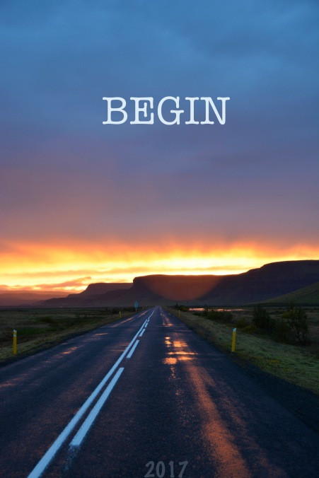 Iceland Begin